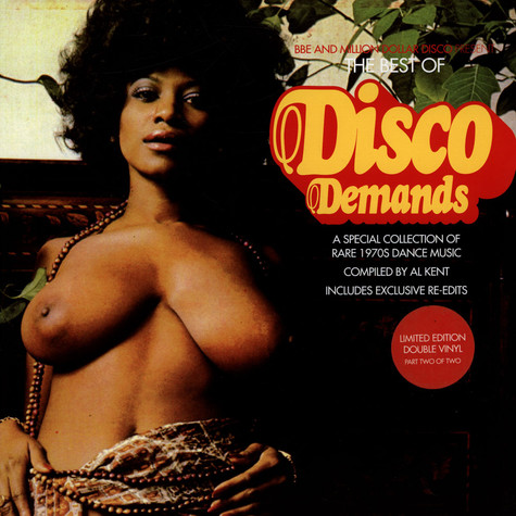 V.A. - The Best Of Disco Demands 2