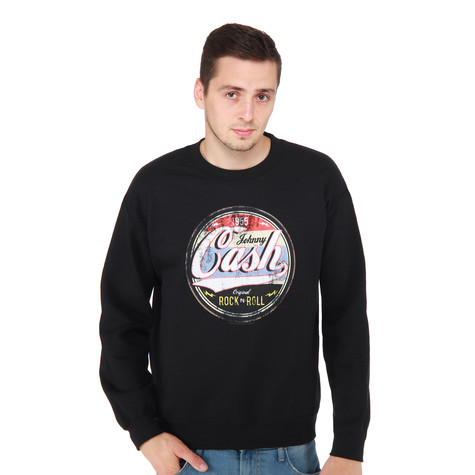 Johnny Cash - Original Rock & Roll Sweater