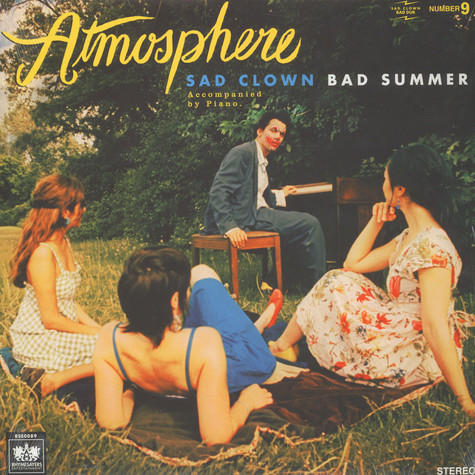 Atmosphere - Sad Clown Bad Summer (Sad Clown Bad Dub #9)
