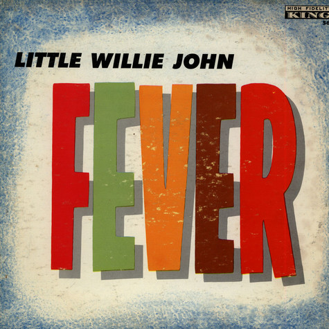 Little Willie John - Fever