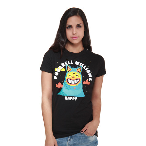 Pharrell Williams - Happy Women T-Shirt