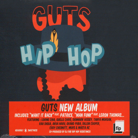 Guts - Hip Hop After All