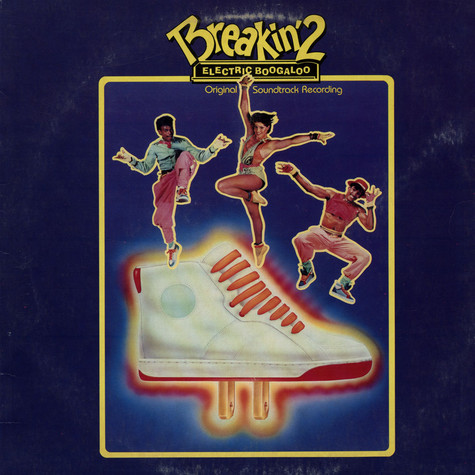 Various - OST Breakin' 2 - Electric Boogaloo