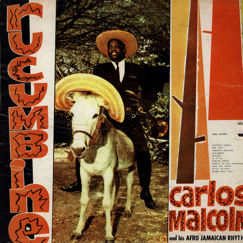 Carlos Malcolm & The Afro Caribs - Rucumbine