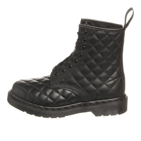 Dr. Martens - Coralie Danio Quilted 8 Eye Boots
