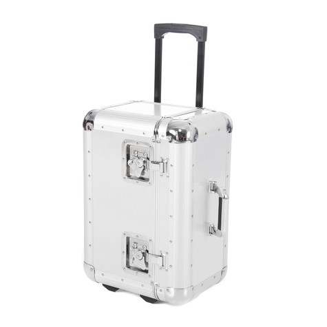 Vinyl Case - LP Koffer Trolley