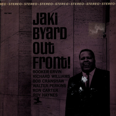 Jaki Byard - Out Front!