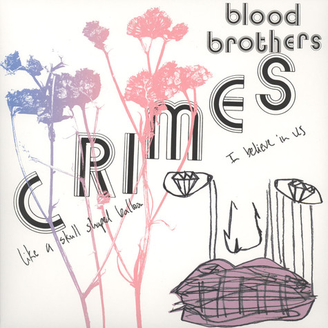Blood Brothers - Crimes Clear Vinyl Edition