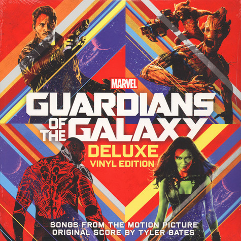 V.A. - OST Guardians Of The Galaxy Deluxe Edition
