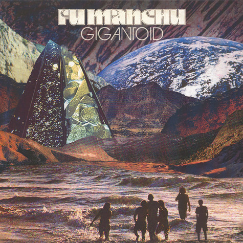 Fu Manchu - Gigantoid Coloured Vinyl Edition