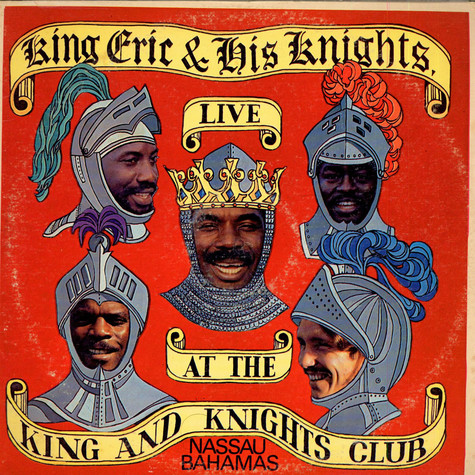 King Eric And His Knights - Live At The King And Knights Club