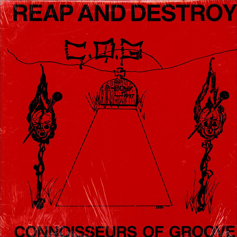 Conniosseurs Of Groove - Reap And Destroy