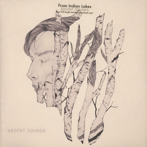 From Indian Lakes - Absent Sounds  Colored Vinyl Edition