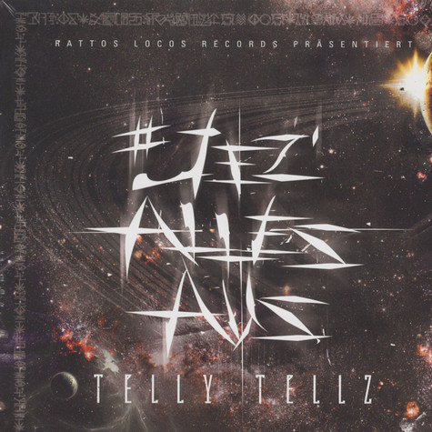 Telly Tellz - Jez Alles Aus Limited Fan Box