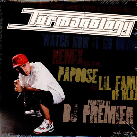 Termanology - Watch How It Go Down Remix