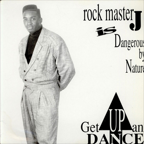 Rock Master J - Get Up And Dance