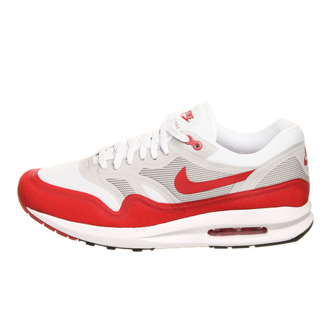 0e5ee44dd5c4 Nike - Air Max 1 Lunar OG (White   Challenge Red   Neutral Grey ...