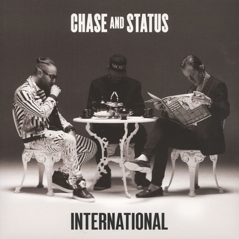Chase & Status - International
