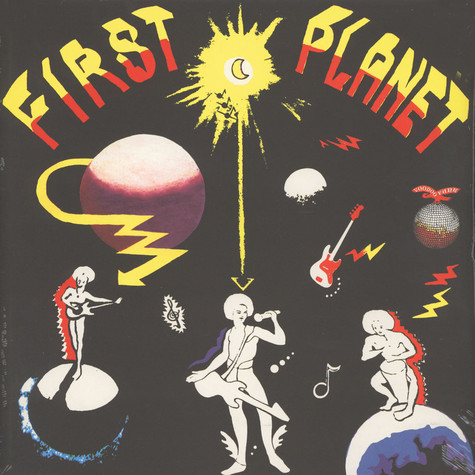 First Planet - Top Of The World