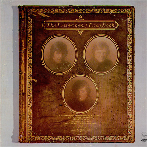 Lettermen, The - Love Book