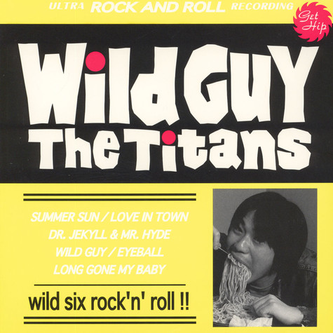 Titans - Wild Guy