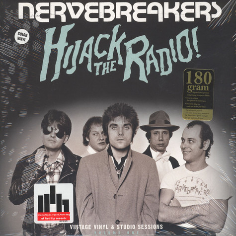 Nervebreakers - Hijack The Radio