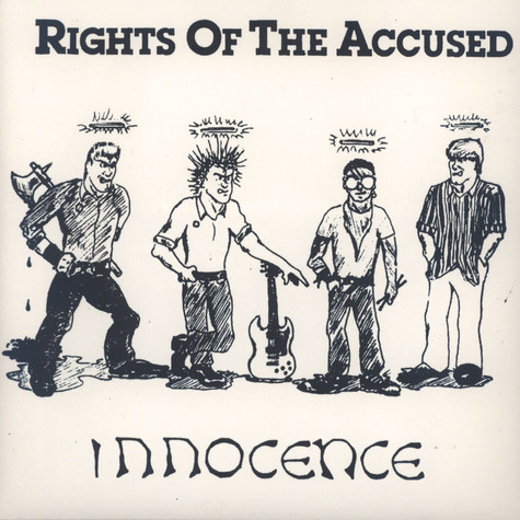 Right Of The Accused - Innocence EP