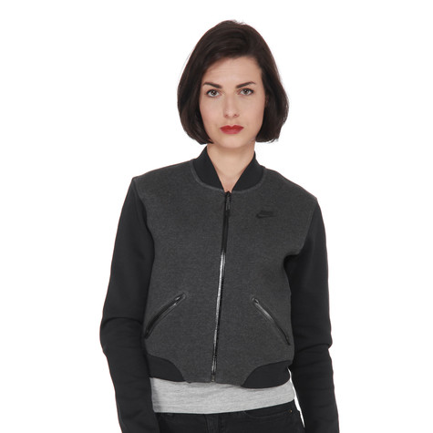 Nike - Tech Fleece Bomber Women Jacket-3MM