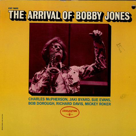 Bobby Jones - Arrival Of Bobby Jones