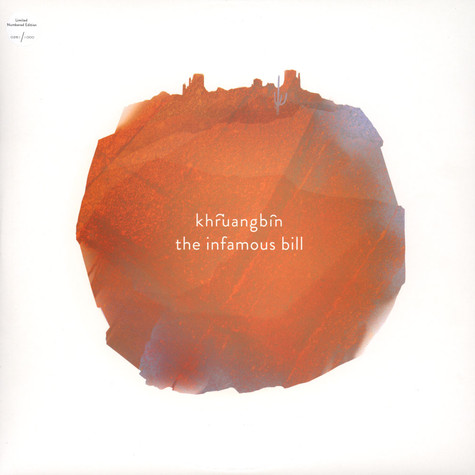 Khruangbin - The Infamous Bill EP