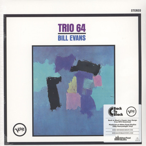 Bill Evans - Trio 64' Back To Black Edition