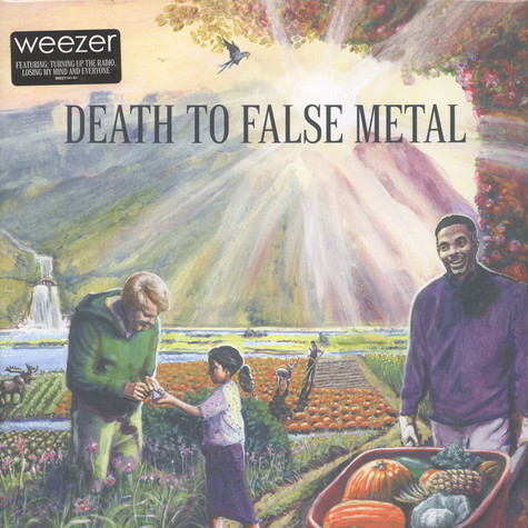 Weezer - Death To False Metal