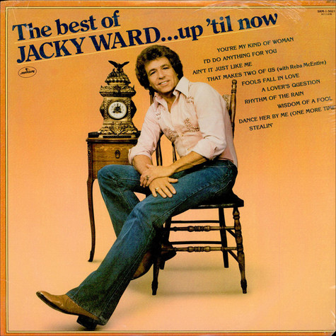 Jacky Ward - The Best Of Jacky Ward... Up 'Til Now