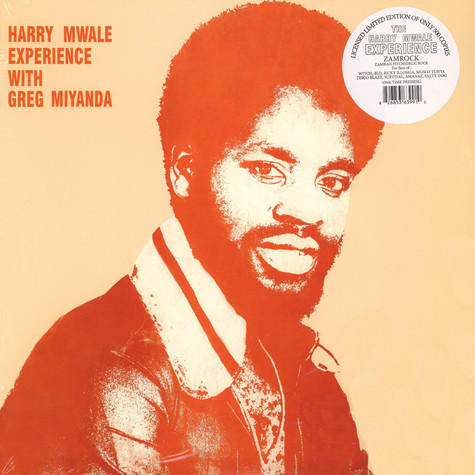 Harry Mwale Experience - Harry Mwale Experience