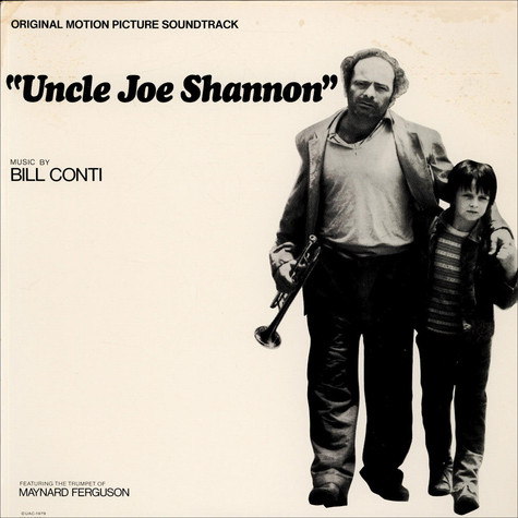 Bill Conti - Uncle Joe Shannon Original Motion Picture Soundtrack