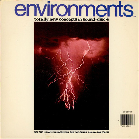 Irv Teibel - Environments™ - Totally New Concepts In Sound · Disc 4
