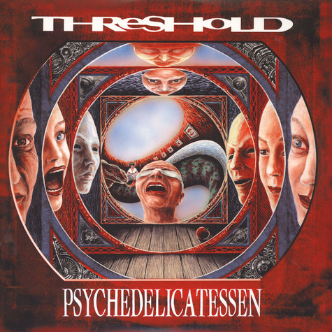 Threshold - Psychedelicatessen (Definitive Edition) Green Vinyl edition