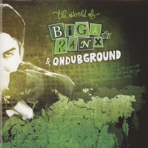 Biga Ranx - The World Of Biga Ranx Volume 2