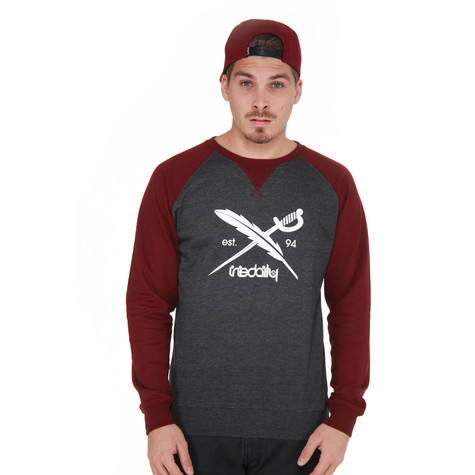 Iriedaily - Rugged Logo Sweater