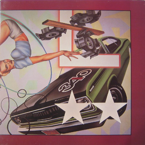 Cars, The - Heartbeat City