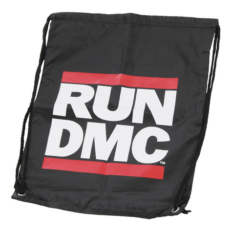Run DMC - Block Logo Gym Bag