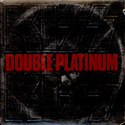 Kiss - Double Platinum