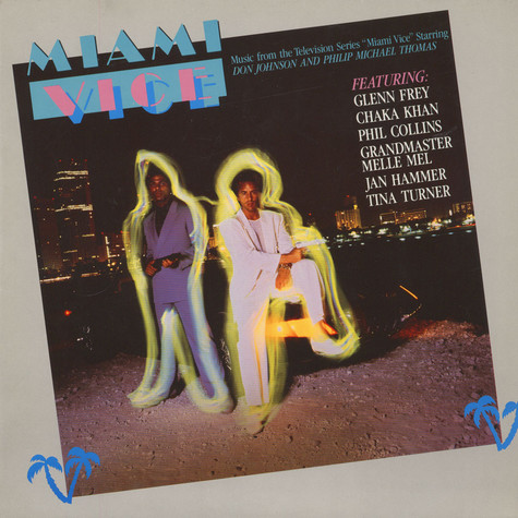 V.A. - OST Miami Vice
