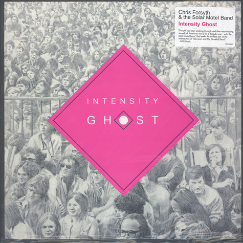 Chris Forsyth & The Solar Motel Band - Intensity Ghost