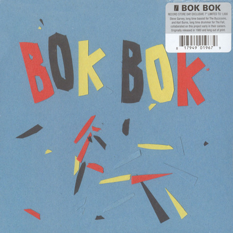 Bok Bok - Come Back To Me