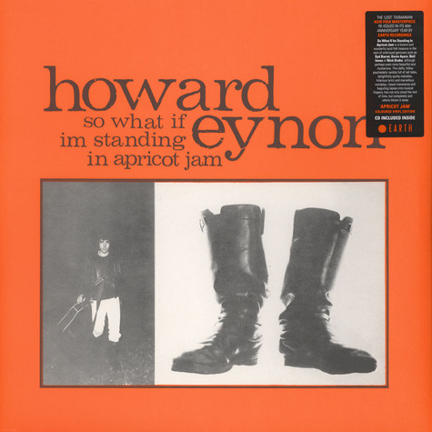 Howard Eynon - So What If Im Standing In Apricot Jam Colored Vinyl Edition