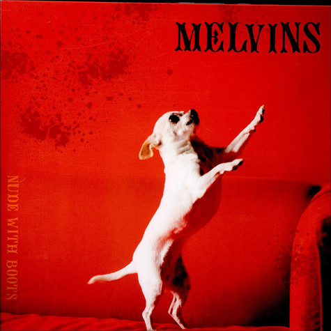 Melvins, The - Nude With Boots
