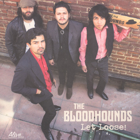 Bloodhounds, The - Let Loose!