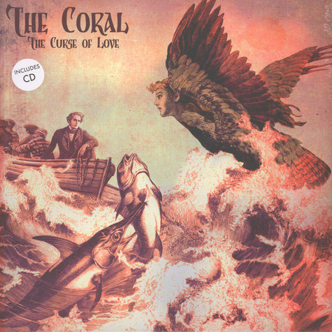 Coral, The - The Curse Of Love Limited Edition