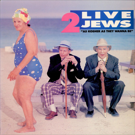 2 Live Jews - As Kosher As They Wanna Be